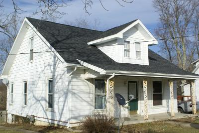 Owen County Single Family Home For Sale: 318 W Seminary Street