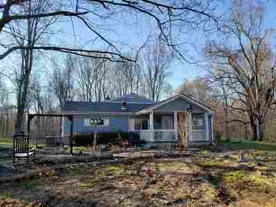 Boone County Single Family Home For Sale: 11031 Big Bone Church Road