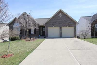 Single Family Home For Sale: 5902 Ethan Drive
