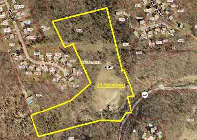 Alexandria Residential Lots & Land For Sale: 8034 Riley Road