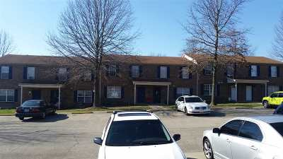 Crittenden Multi Family Home For Sale: 120 & 140 Harlan Street
