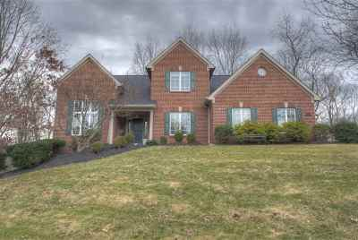 Hebron Single Family Home For Sale: 2127 Hollow Tree Court