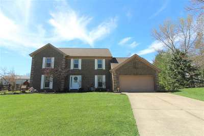 Florence Single Family Home For Sale: 21 Fescue Court