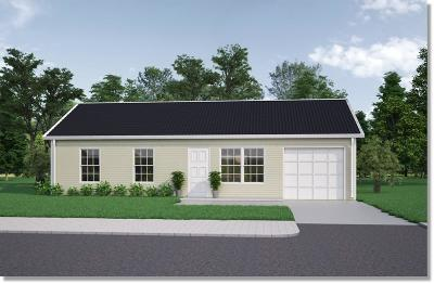 Single Family Home New: 1176 Gemstone Pointe Drive #LOT 173