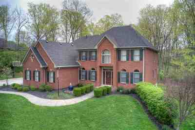 Single Family Home For Sale: 5444 Holly Ridge Court