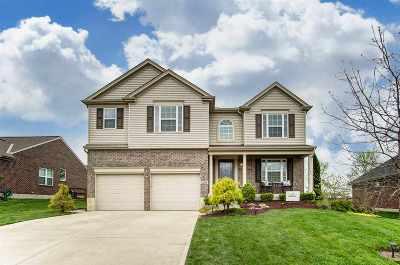 Burlington Single Family Home New: 6284 Browning Trail