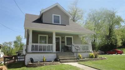 Erlanger Single Family Home New: 114 Center Street