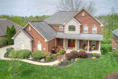 Single Family Home For Sale: 1034 Spectacular Bid Drive