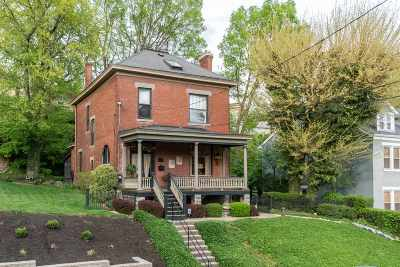 Newport Single Family Home For Sale: 1109 Park Avenue