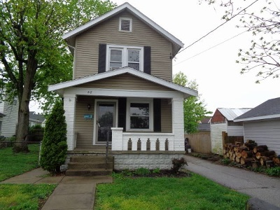Ludlow Single Family Home For Sale: 412 Adela Avenue