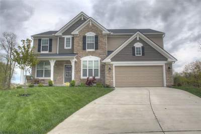 Union Single Family Home For Sale: 537 Miles Court