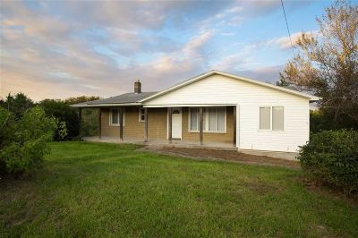 Single Family Home For Sale: 12833 Bakerfield Road