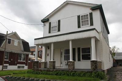 Dayton Single Family Home For Sale: 406 Berry Street