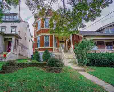 Bellevue Single Family Home For Sale: 214 Fairfield Avenue