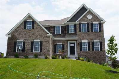 Single Family Home For Sale: 923 Man O War Boulevard