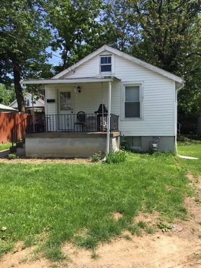 Elsmere Single Family Home For Sale: 413 Buckner