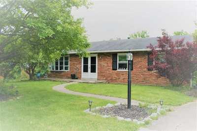 Alexandria Single Family Home For Sale: 3797 Lisa Lane