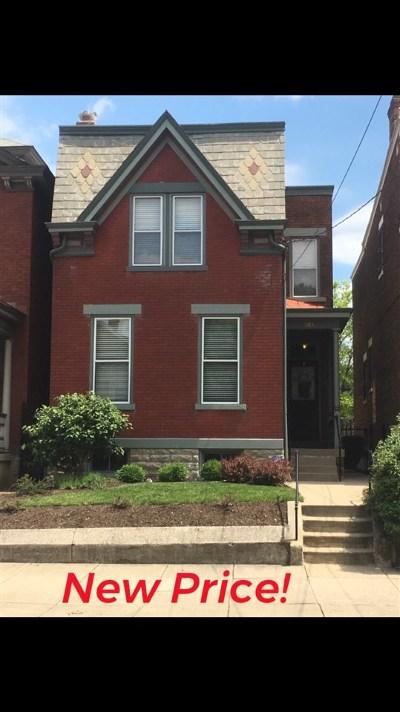 Newport Single Family Home For Sale: 805 Washington Avenue
