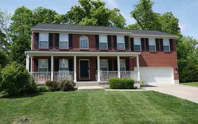 Single Family Home For Sale: 1280 Brookstone Drive