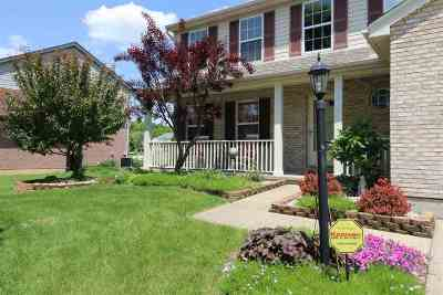 Alexandria Single Family Home For Sale: 11241 Magnolia Court