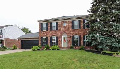 Villa Hills Single Family Home New: 820 Westerman Court