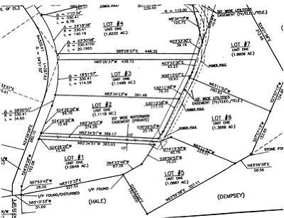Campbell County Residential Lots & Land For Sale: 6698 Mt. Subasio Court