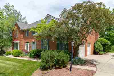 Single Family Home New: 1605 Caddie Circle