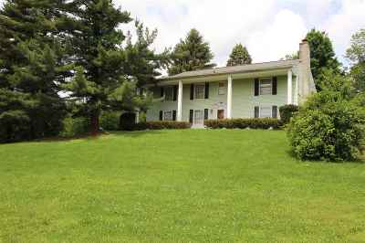 Elsmere Single Family Home For Sale: 3902 Turkeyfoot