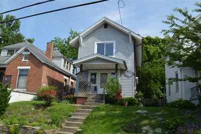 Covington Single Family Home For Sale: 408 Earle Avenue