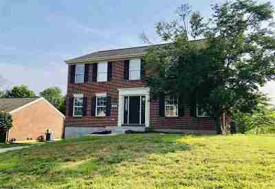 Burlington Single Family Home For Sale: 177 Owl Overlook