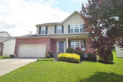 Burlington Single Family Home For Sale: 3213 Mitchell Court