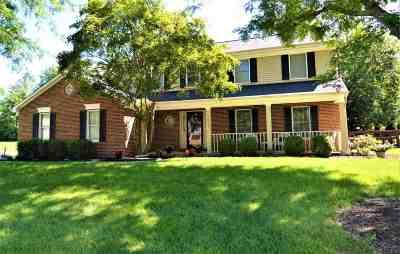 Single Family Home For Sale: 1019 Cedar Brook Drive