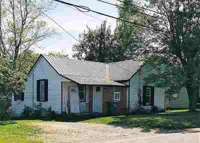Grant County Single Family Home For Sale: 414 Falmouth Street