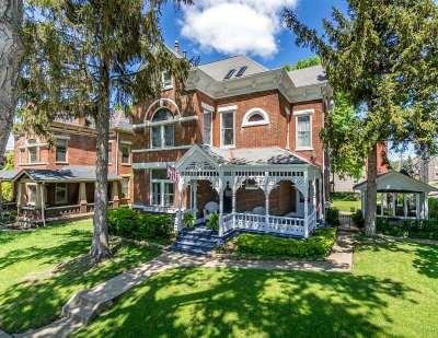 Bellevue Single Family Home For Sale: 271 Ward Avenue