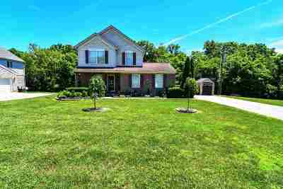 Single Family Home For Sale: 10460 Walnut Ridge Road