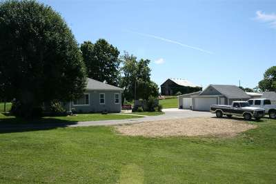 Crittenden KY Single Family Home For Sale: $189,900
