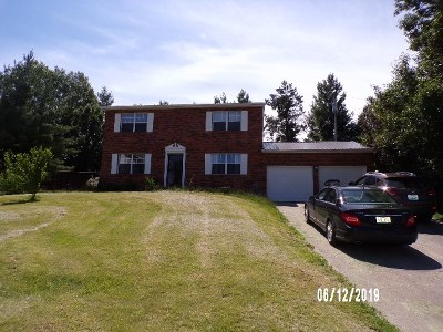 Florence KY Single Family Home For Sale: $194,900