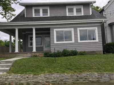 Single Family Home For Sale: 3511 Latonia Avenue