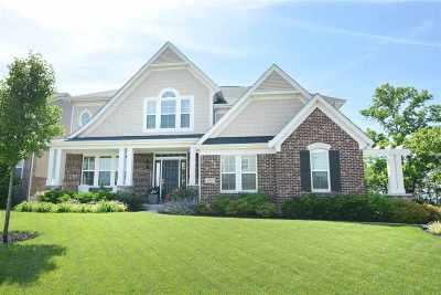 Alexandria Single Family Home For Sale: 550 Ravensridge Court