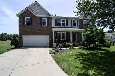 Union Single Family Home For Sale: 1187 Napa Ridge Court