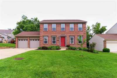 Single Family Home For Sale: 1896 Falcon Crest Circle