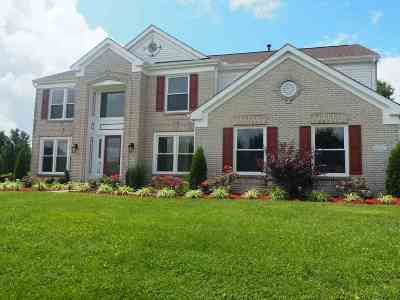 Single Family Home For Sale: 102 Whispering Woods