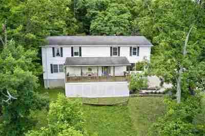 Verona Single Family Home For Sale: 15160 S Fork Church