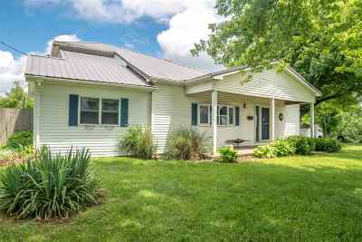 Single Family Home For Sale: 4355 Warsaw Road