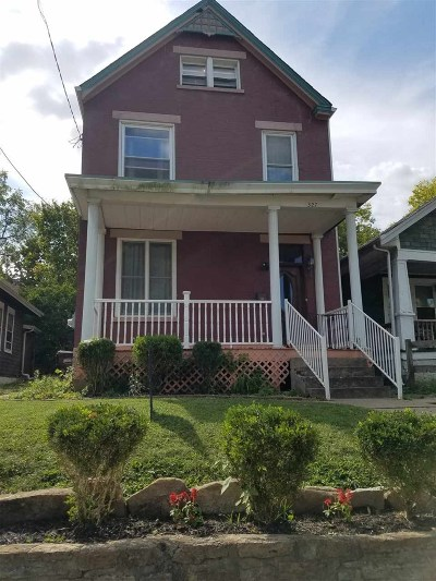 Ludlow Single Family Home For Sale: 327 Montclair Avenue