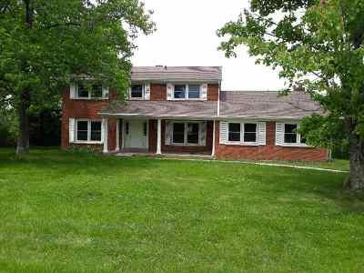 Single Family Home For Sale: 217 Ridgelea Drive