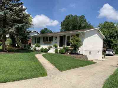 Fort Wright Single Family Home For Sale: 1600 Marcella Drive