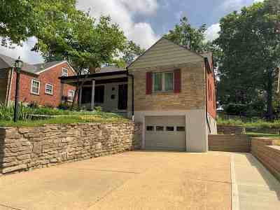 Fort Mitchell Single Family Home For Sale: 80 Burdsall