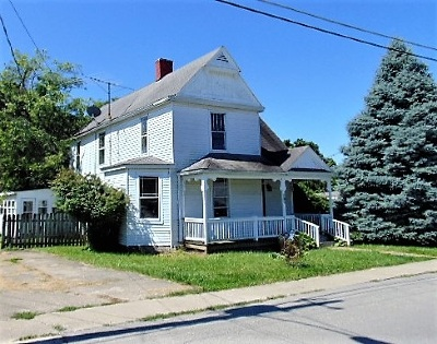 Owenton Single Family Home For Sale: 105 E. Adair Street