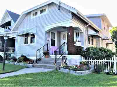 Ludlow Single Family Home For Sale: 633 Church St.